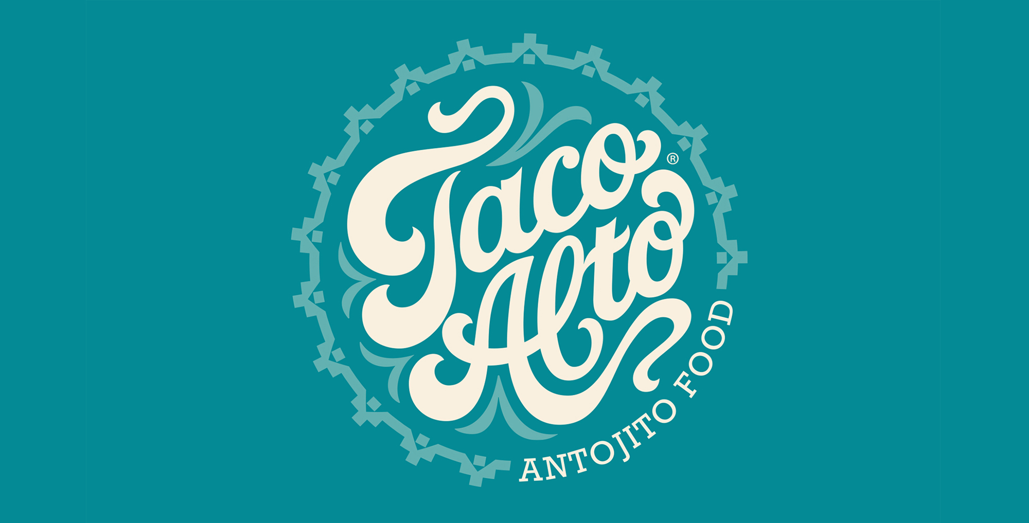 Taco Alto Branding